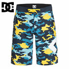 DC Shoes Lanai Boardshort Black 32 Swim Surf Kiteboard Wakeboard RT65€ NEW NWT
