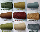 **FREE SHIP** Textured Rayon Linen Cone Yarn *Color Choices* Knit Weave Crochet