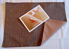 "Placemats Crypton Reversable Balina  Stirling & Twill Wheat18"" x 13"""