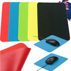 2x Mouse Pad Silicone Laptop Pc Computer Mat Mice Gaming Game Mousepad Smpad 46