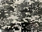 URBAN BLACK Digital Camouflage Vinyl Car Wrap Camo Film Decal Sheet Roll