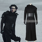 Star Wars Cosplay Costume The Force Awakens Kylo Ren Outfit Halloween Party Suit $188.35 USD on eBay