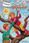 Calendar Mysteries #4: April Adventure by Ron Roy NEW Paperback