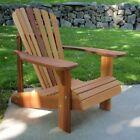 Wood Country T & L Adirondack Outdoor Wood Chair