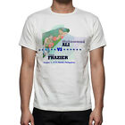 Men's Boxing Fight Joe Frazier vs Muhammad Ali Cassius Clay T-Shirt M62