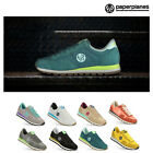 Paperplanes PP1318 Mens Athletic Walking Running Shoes Lace Up Trainers Sneakers