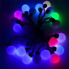 5M 20/28/40 LED Fairy String Light Christmas Wedding Party Decor Outdoor Lamp