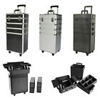 Panana Beautify Makeup Beauty Cosmetic Hairdressing Nail 4 In 1 Case Box Trolley