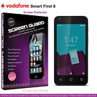 Excellent Quality Scratch Protection Bundle Screen Protectors for Vodafone Smart