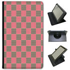 Fun With Pink Universal Folio Leather Case For LG Tablets