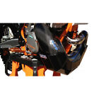 KTM 200 EXC (09-15) FORCE BASHPLATE WITH PIPE GUARD