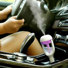 Air Humidifier Purifier 50ML Car Aromatherapy Essential Oil Diffuser Ultrasonic