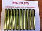 Lot of 10 Stylus Capacitive Touch Screen Pens - CHOOSE FROM 6 COLORS - NEW