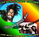 Sizzla and Beenie Man DJ/Toasting Reggae Stars Live Plus More! Fast Shipping