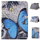 Magnetic Flip Case for Tablet Samsung iPad PU Leather Stand Cute Patterns Cover