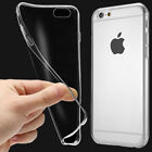 New TPU Transparent Crystal Case Covers Skins For iPhone 5S 6S 7 Plus Samsung LG