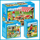 NEW PLAYMOBIL COUNTRY FARMER MARKET COMBO PLAYSET 6121 + 6139 + 6140