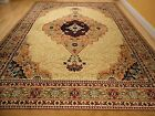 Kyпить Beige Area Rugs 8x11 Rugs 5x8 Carpet 8x11 Cream Traditional Rug 2x3 Mat на еВаy.соm