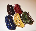"""NEW! STRONG 4"""" LARGE HAIR CLAW CLIPS, NO SLIP HIGH QUALITY- 5 colors!!!"""
