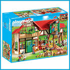 NEW PLAYMOBIL COUNTRY LARGE FARM READY TO PLAY SET DOLL HOUSE 6120
