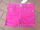 "GIRLS SIZE 7, 8, 10, 12, 14 ""JOLT"" SHORTS (CHOOSE STYLE & COLOR) NEW W/TAGS"