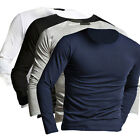 Kyпить Fashion Winter New Men's Slim Fit Long Sleeve T-shirts Tee Shirt Tops Pullover на еВаy.соm