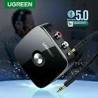 UGREEN V4.1 Wireless Bluetooth Receiver Audio Adapter with 3.5mm and 2 RCA Port