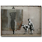 Banksy Graffiti Art Poster