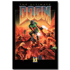 DOOM Game Art Poster Print Wall Decor