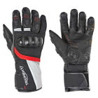 Triumph Journey Textile Touring Motorcycle Gloves Black MGVA16559 $130.0 USD on eBay