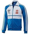 ADIDAS STAR WARS LUKE SKY WALKER BLUE WHITE TRACK TOP JACKET $66.05 CAD