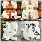 Primark Beauty And The Beast Mrs Potts Chip OR Tinker Bell Blanket Throw BNWT