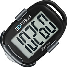 Best Step Counters - 3DFitBud Simple Step Counter Walking 3D Pedometer Review