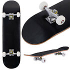 "31""x8"" Complete Skateboard Maple Wood Profession Truck Wheel Deck Kids Gift"