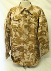 Genuine British Army Rip Stop Desert Smocks Non-Hooded New Multiple Sizes