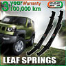PAIR Front 50mm EFS RAISED LEAF SPRING for FORD F250 2WD 4WD V8 DIESEL 2000 ON