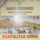 LP  Carlo Bergonzi, Orquesta De Camara De Madrid ‎– Neapolitan Song,cleaned,VG+