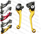 CNC Dirt Bike Pivot Brake Clutch Levers For KTM 85SX/XC 2003-2011 2008 2009 2010