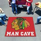 NHL MAN CAVE TAILGATER MAT - CHOOSE YOUR FAVORITE TEAM!