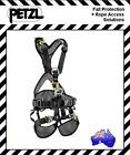 Petzl AVAO Bod Croll Fast Rope Access Safety Harness