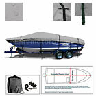 Crownline+200+LS+Bowrider+Trailerable+All+Weather+Boat+Cover+grey