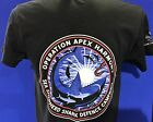 Sea Shepherd Operation Apex Harmony Shark Defence T-shirt Unisex