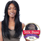 Freetress Equal 4x4 Silk Base Synthetic Lace Front Wig - SILK TESS