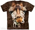 Giraffe T-Shirt from The Mountain - Adult S - 5X & Child's S-XL