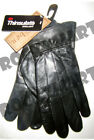 Thinsulate GENUINE LEATHER GLOVES - MENS Medium Large or XL RM3140