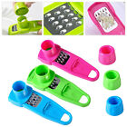 Multifunction  Mini Garlic Ginger Grinding Planer Grater Slicer Cutter Tool