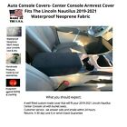 Auto Center Console Cover NEOPRENE-Custom Fit for Vehicles Listed (SB3N)