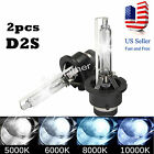 2Pcs 35W D2S Xenon Car Replacement HID White Headlight Lamp Bulbs (Fit: Volvo) $9.99 USD