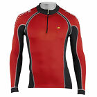 Jersey Long Sleeves Northwave mod 'Force', col. Red, cod. 89111223; New