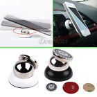Universal 360°Rotating Car Sticky Magnetic Stand Holder For Phone iPhone GPS